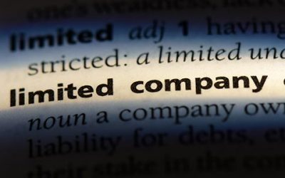 The advantages of running your business as a Limited Company rather than Self Employed/Sole Trader