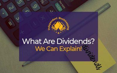 Dividends Explained